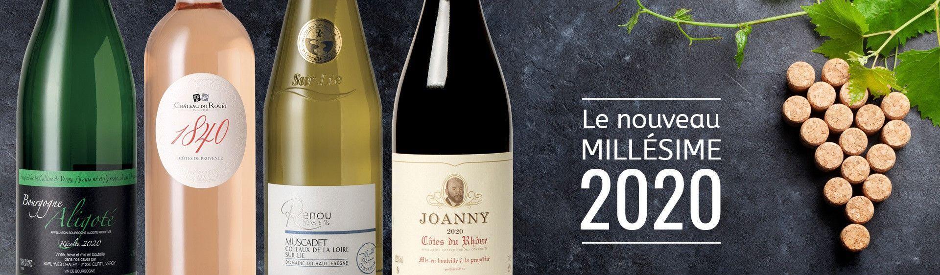 Vente de Vin en Ligne, Rouge, Blanc, Rosé, Grand Cru, AOC - Viniphile